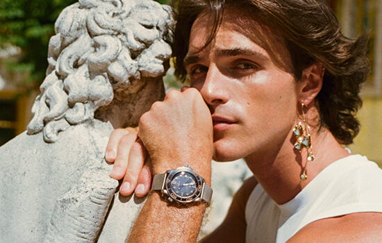 Jacob Elordi Covers Man About Town