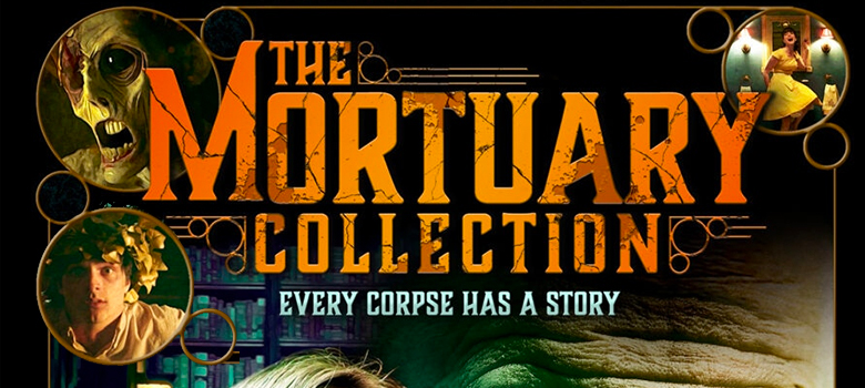 Own 2020's Hit Horror Anthology 'The Mortuary Collection' On April 20th