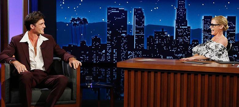 Jacob on Jimmy Kimmel Live!